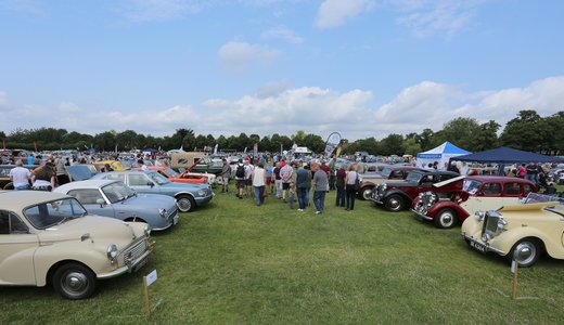 Doncaster Classic Car & Bike Show