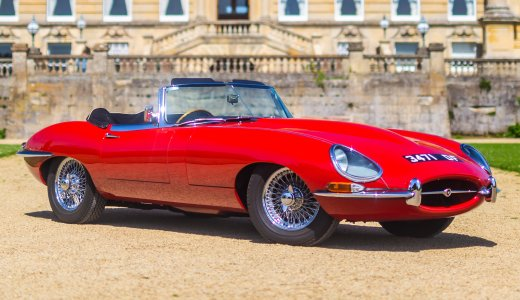 The Summer Jaguar Festival featuring E-Type @ Sixty