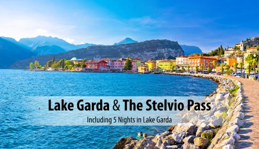 Lake Garda and Stelvio Pass