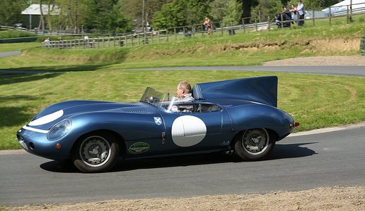 Prescott Hillclimb with the JDC E-Type Register