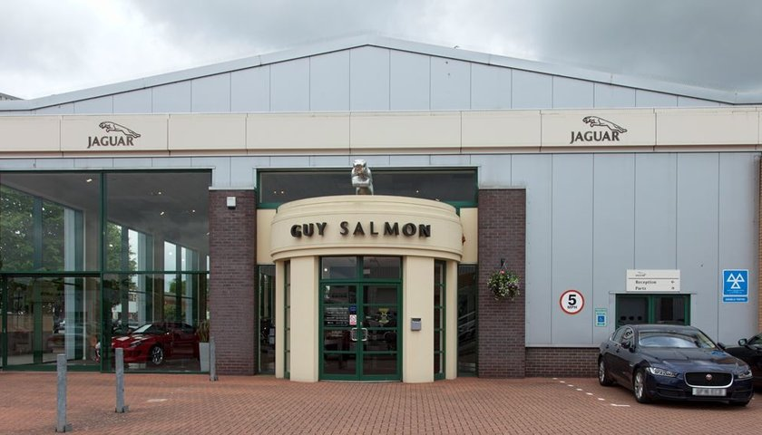 Guy Salmon Maidstone