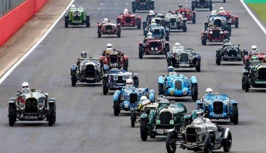 Silverstone Classic 2022