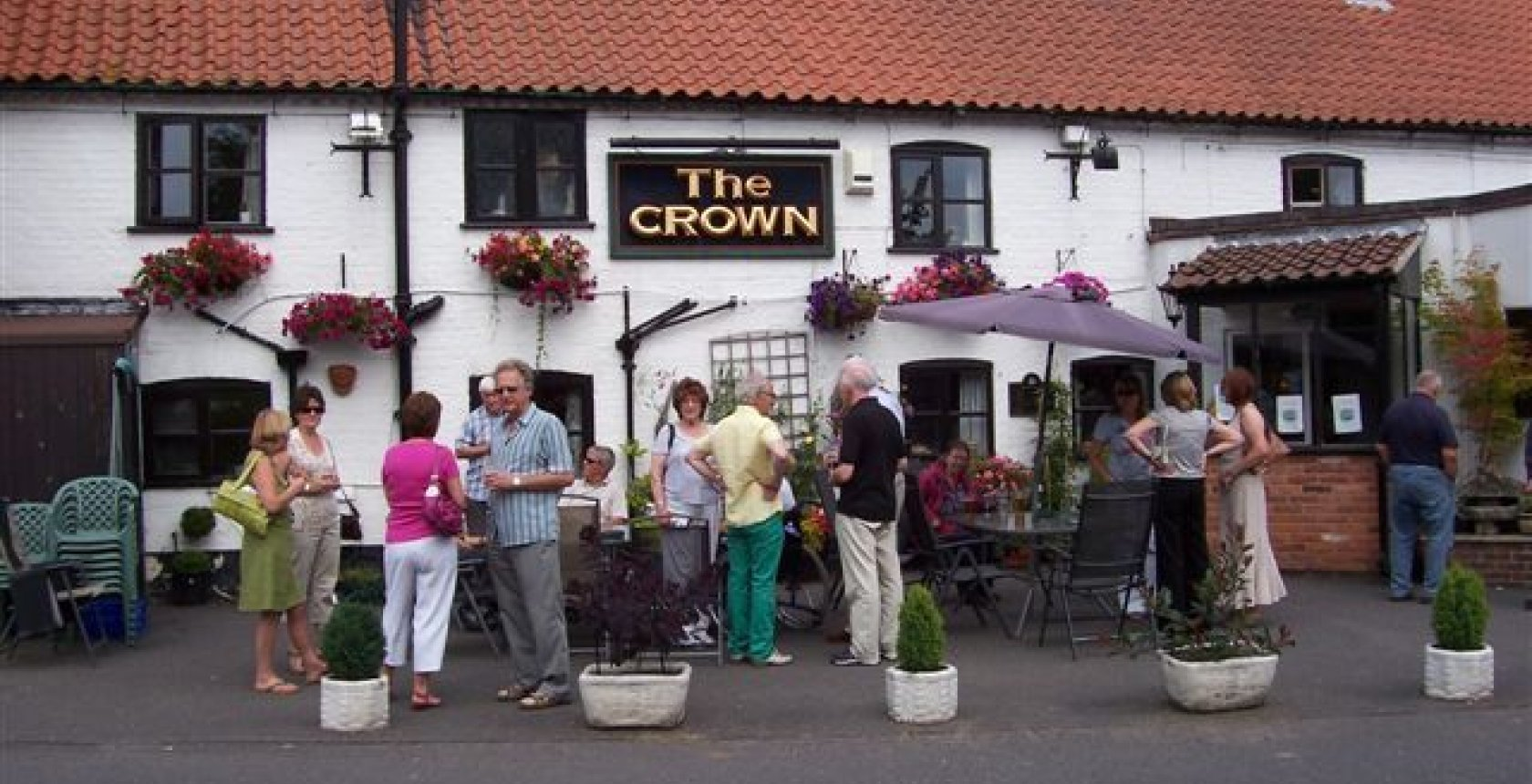 Crown Inn Bathley