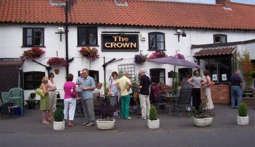 Crown Inn Bathley