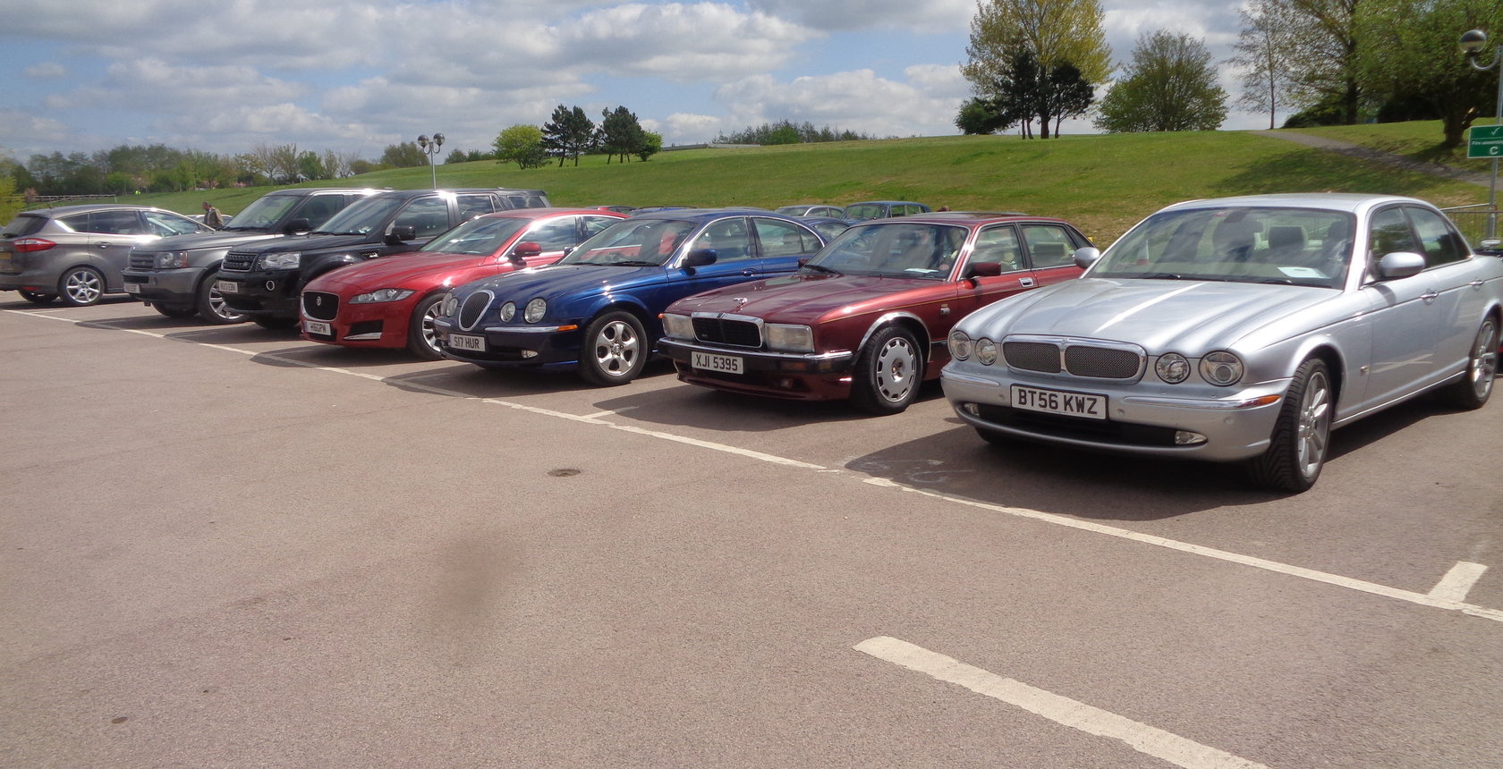 Notts Borders Members Cars