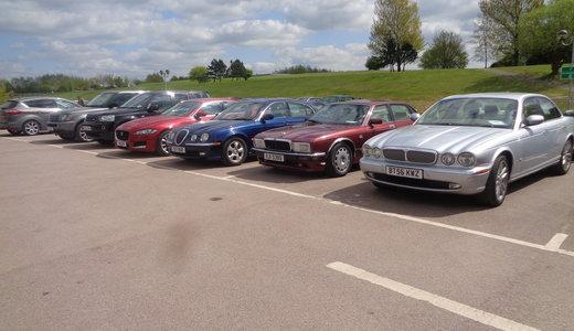 Notts Borders Members Cars