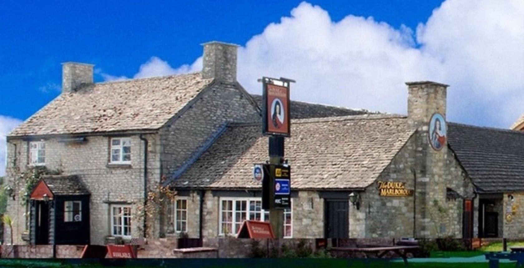 Duke Of Monmouth Pub