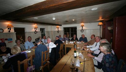 Jec Oxfordshire Xmas Dinner 2018 006