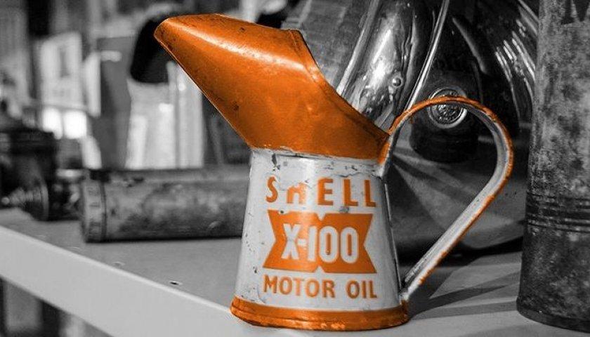 Shell Motor Oil 2