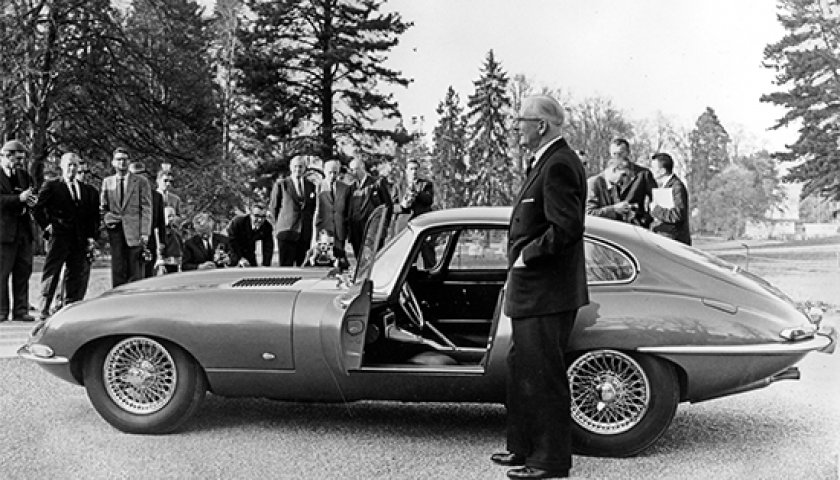 1961 E Type Geneva