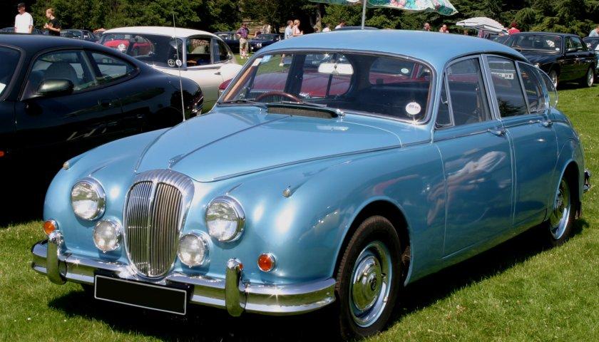Daimler 2 5 Litre V8 Saloon