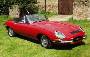 E Type Series 1 4 2 Litre Rdster