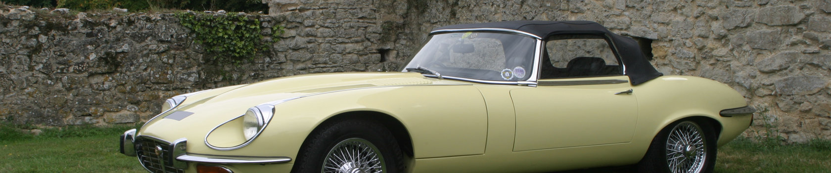 E Type Series 3 Rdster