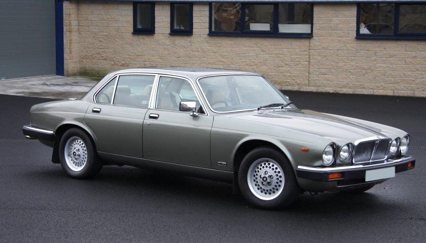 Jaguar Xj6 Series 3 Sovereign