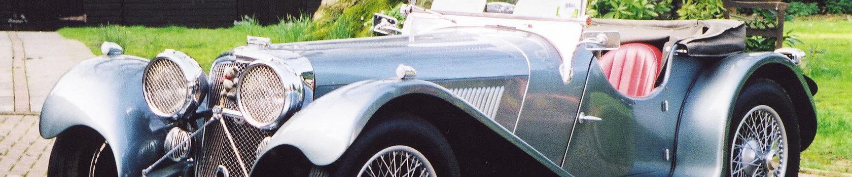 Ss Jaguar 100 Sports