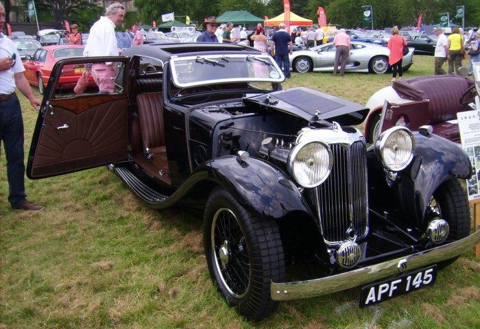 Ss Tourer Model Jec