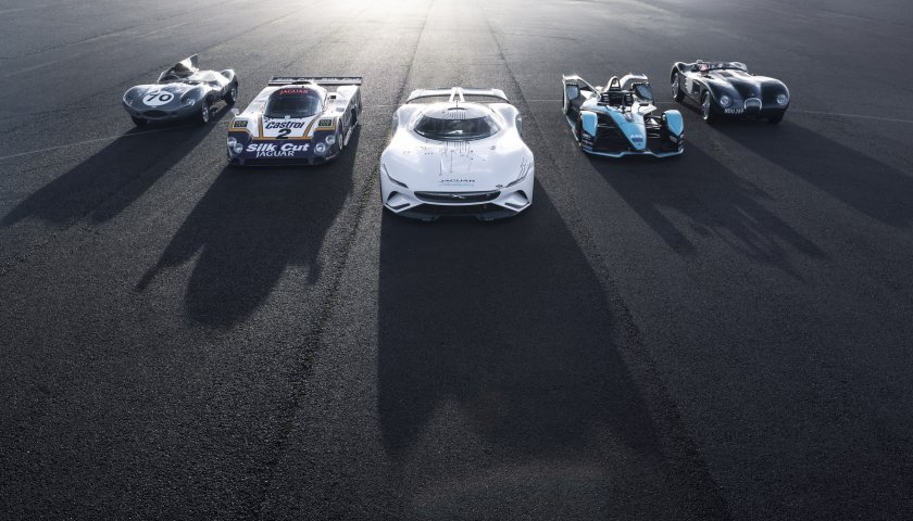 Jag Gtsv With C Type D Type Xjr 9 I Type 161220
