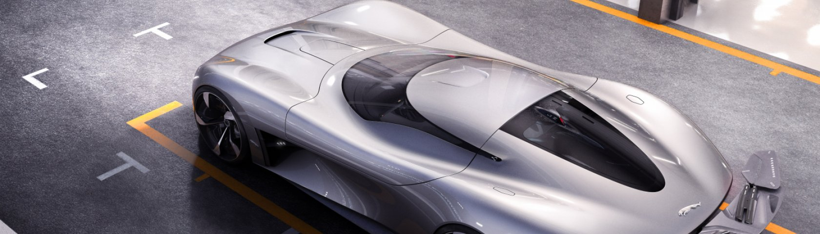 Jaguar Vision Gran Turismo Coupé Exterior 25 10 19 001