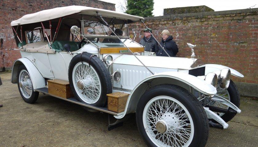 Scramble 0120 Bh Rolls Royce Silver Ghost 1912