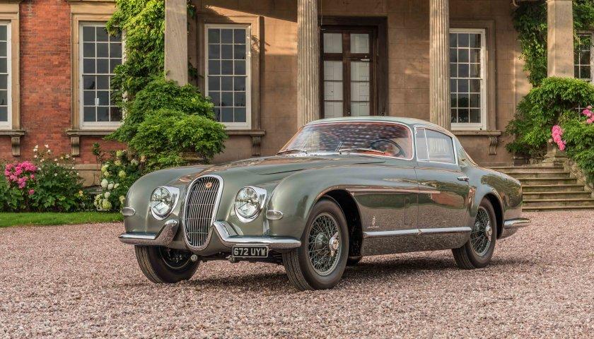 1954 Jaguar Xk120 Se By Pininfarina Classic Motor Cars Ph Justin Leighton