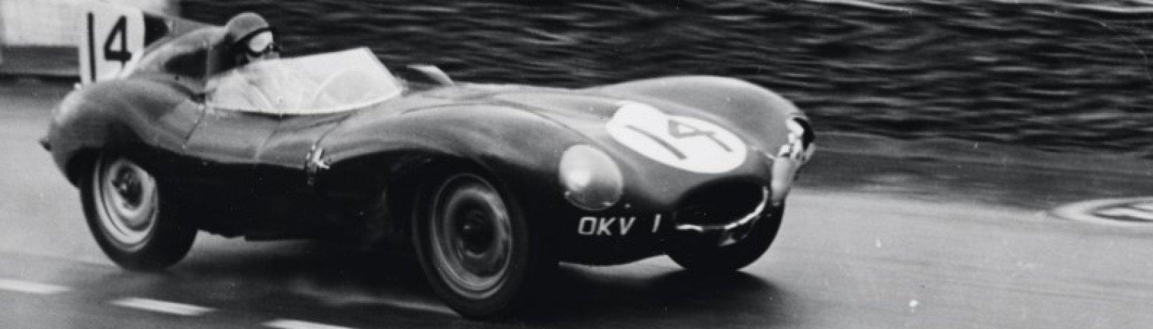 'OKV 1' -The second Jaguar D-Type:… | Jaguar Enthusiasts' Club