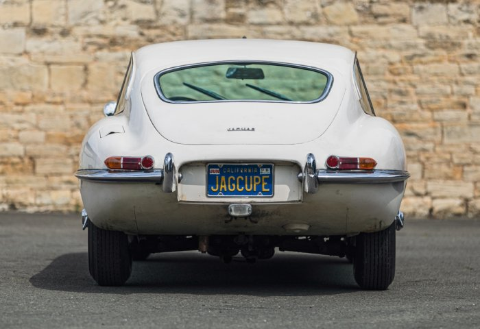 1961 Jaguar E Type Series1 Fhc03