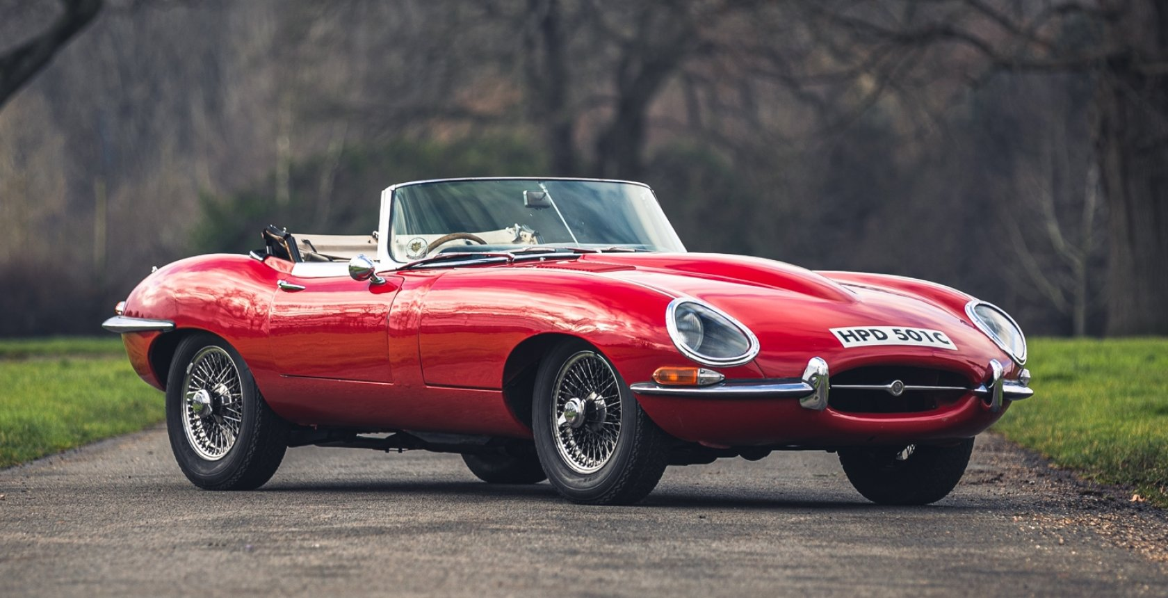 1965 Jaguar E Type Series 1 Roadster 4 2