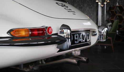 1966 White Jaguar E Type Series1 Twoplustwo Sayer Selection 7 Web 1