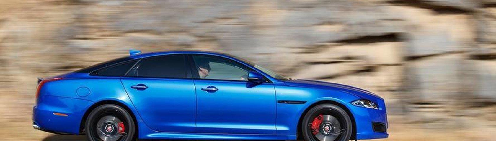 2017 Jaguar Xj575