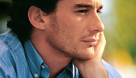 Ayrton Senna 8 Cropped