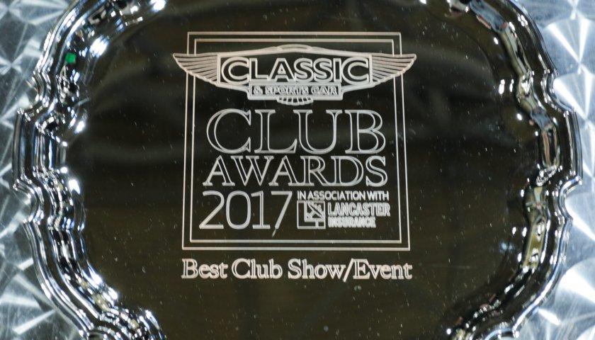 Best Event Plaque