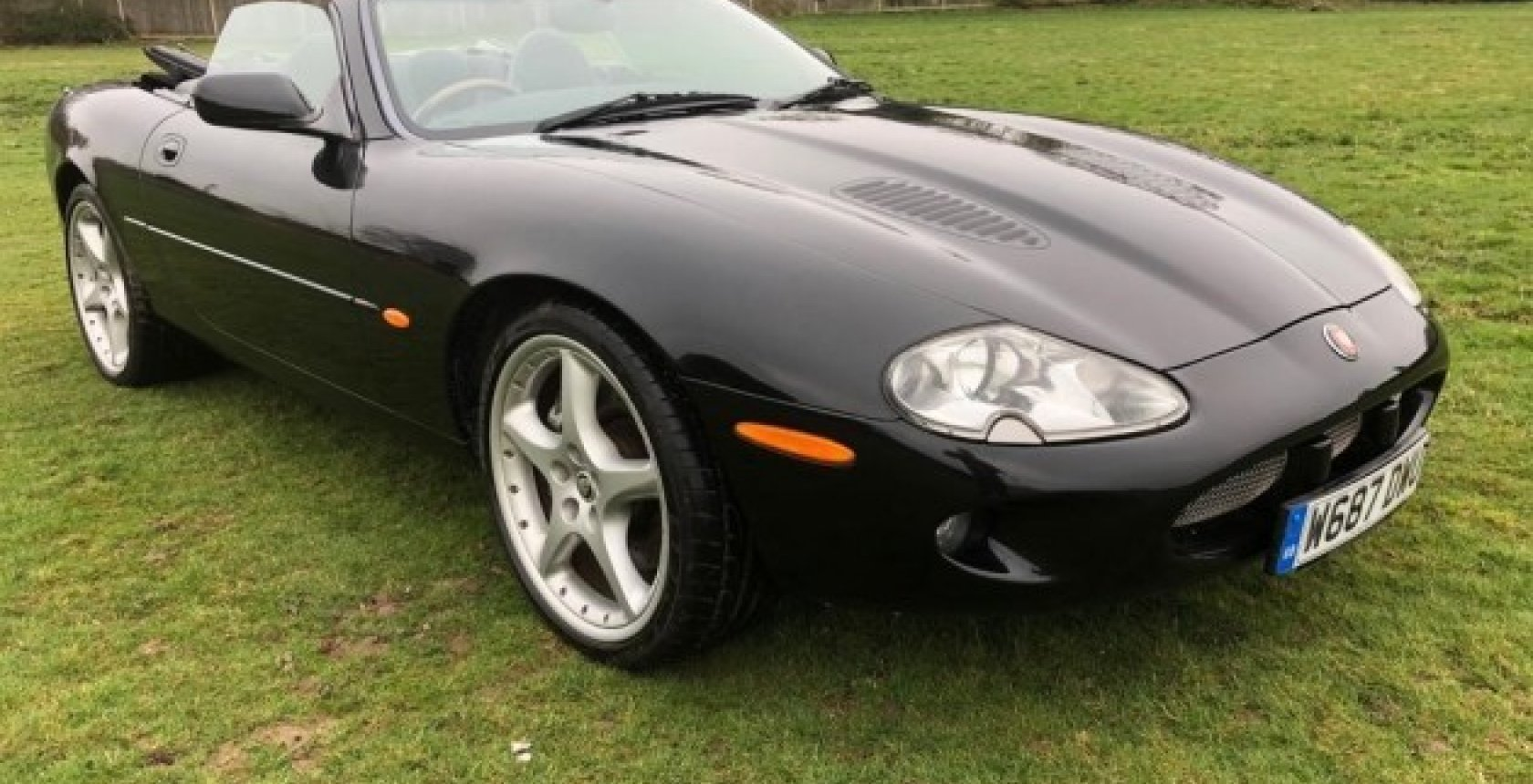 Brightwells 10042019 Xkr Convertible