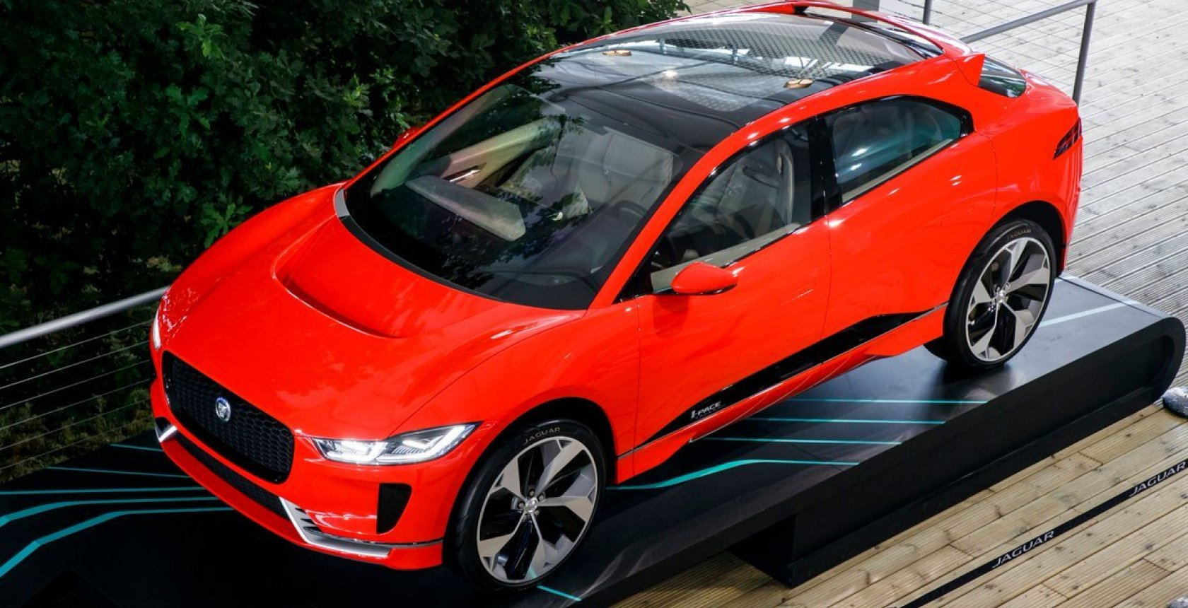 Ipace Goodwood