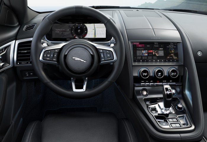 Jag F Type 21 My Reveal Image Detail Interior 02 12 19 04 Min