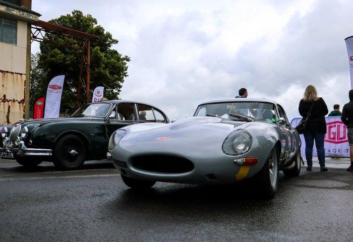 Jaguar Daimler Heritage Trust Cars Min