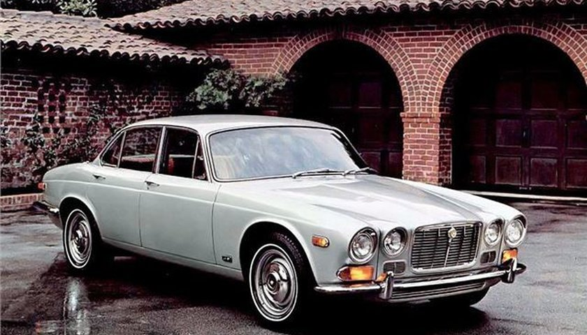 Jaguar Xj6 Series 1 3