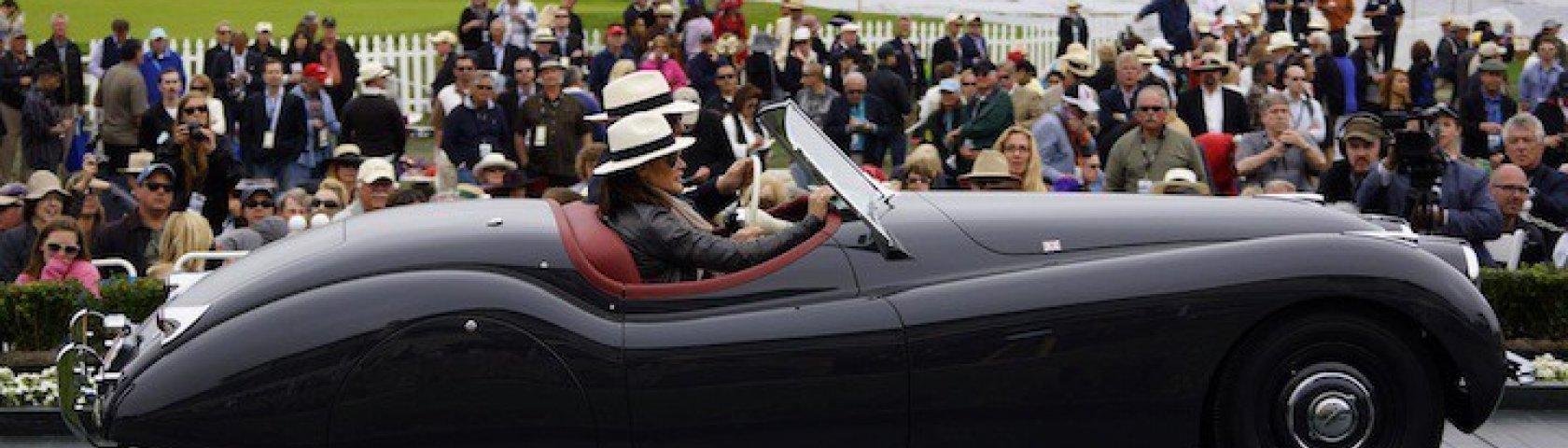 Jaguar Xk120 Featured