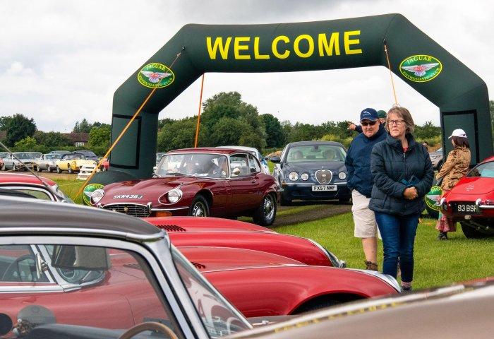 Jaguar Fans Arrived In Their Droves Min