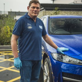 Jaguar Provides 15 Vehicles To Support The Uk'S ' Help Nhs Heroes' 7
