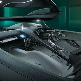Jaguar Vision Gran Turismo Coupé Interior 25 10 19 004