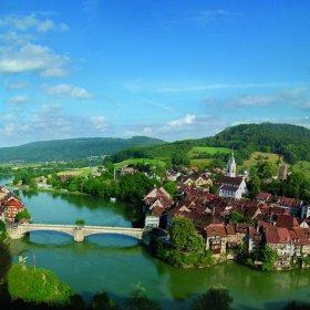 Laufenburg Panorama Front Large