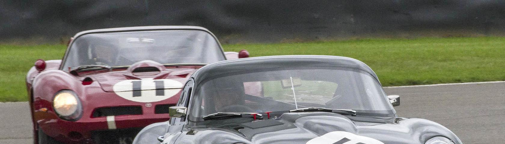 Tt Lightweight Low Drag Coupe Ahead Of Bizzarini Rg