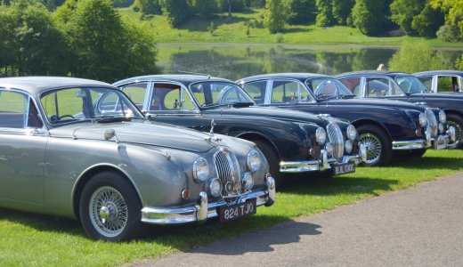 The Mark 2 Celebrated Its 60Th Anniversary At The Event