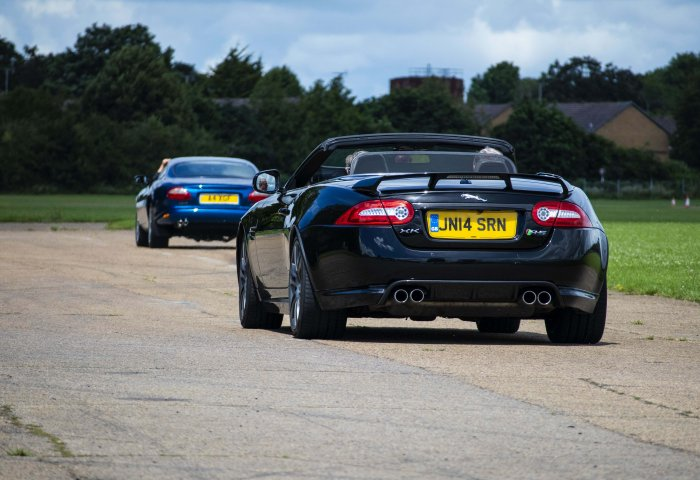The Xk8 Celebrated 20 Years Whilst Its Successor The X150 Celebrated 15 Min