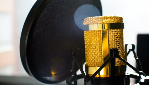 Close Up Photo Of Gold Colored And Black Condenser 682082
