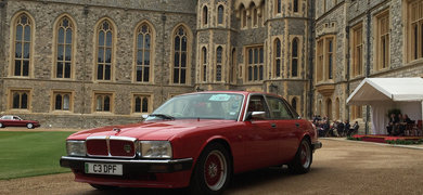 Jaguar Xj40 Windsor Parade