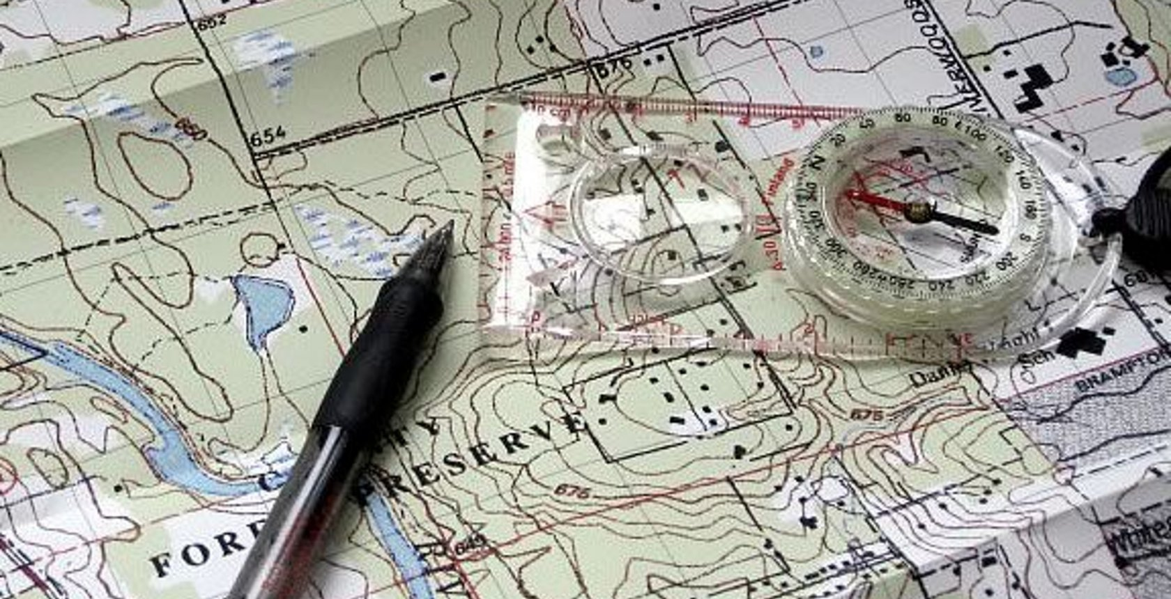 Map Navigation With Compass V2