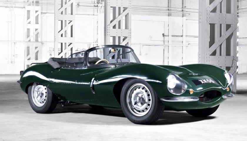 Xkss Jaguar Classic