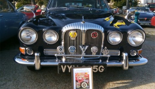 Woodys Car