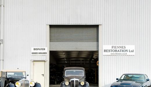 Fiennes Restoration